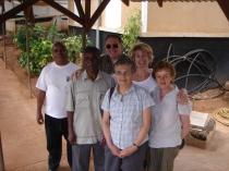 A visit to St Luke's Clinic Mpwapwa