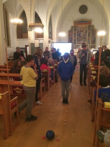 Youth Service 23rd November 2014