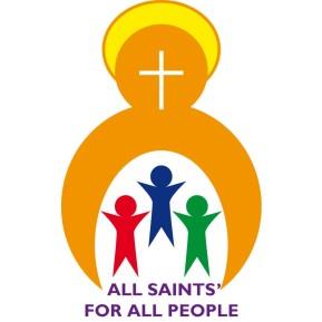 All Saints' Logo Square