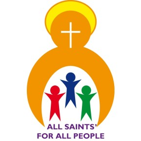 All Saints' Logo Square