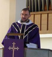 Fr Rob's 1st Service 1