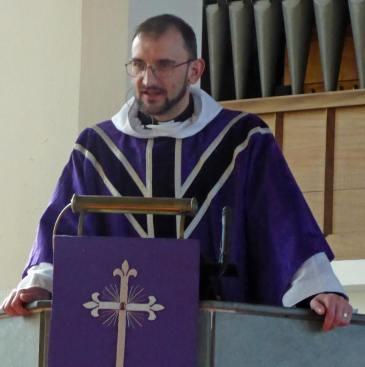 Fr Rob's 1st Service 2