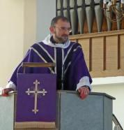 Fr Rob's 1st Service