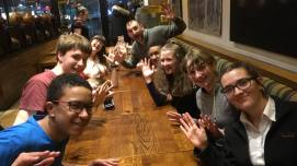 Youth Outing - Nandos 2
