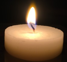 Candle in the dark memorial service 2019