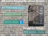 Praying for theParish