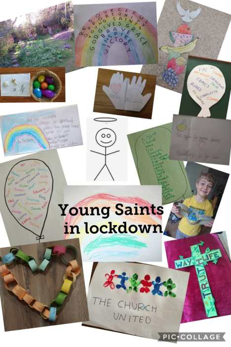 young saints collage
