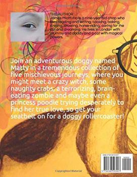 Matty the Dog by James Miotti-Ho back page